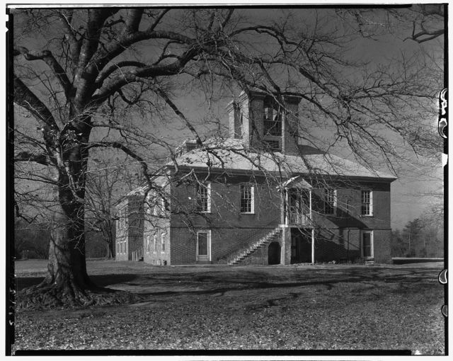 Stratford Hall, Stratford, Westmoreland County, Virginia