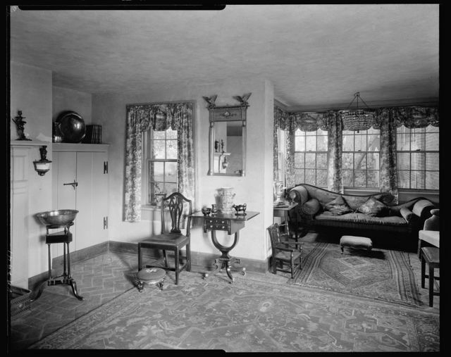 The Quarters, Miss Doggett's House, Fredericksburg, Virginia