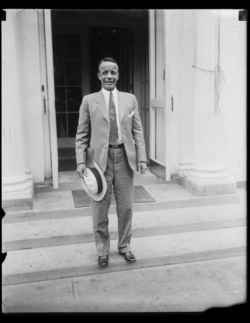 [Theodore Roosevelt, Jr. White House, Washington, D.C.]