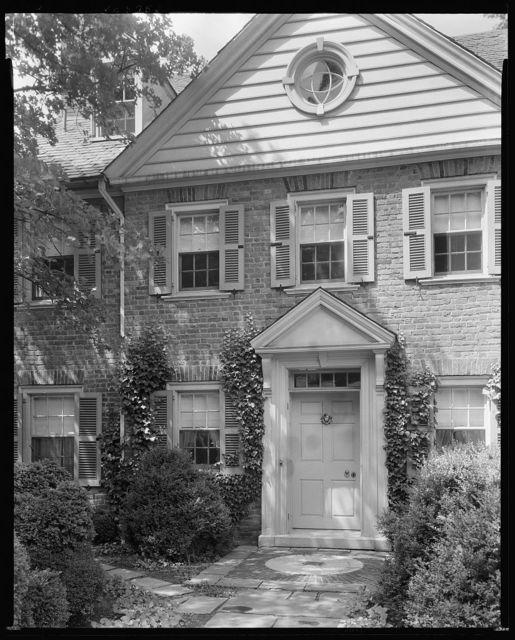 Trigg House, Richmond, Henrico County, Virginia
