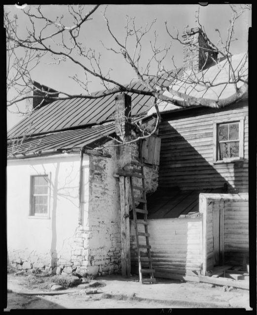 Unidentified house, Aldie vic., Loudoun County, Virginia