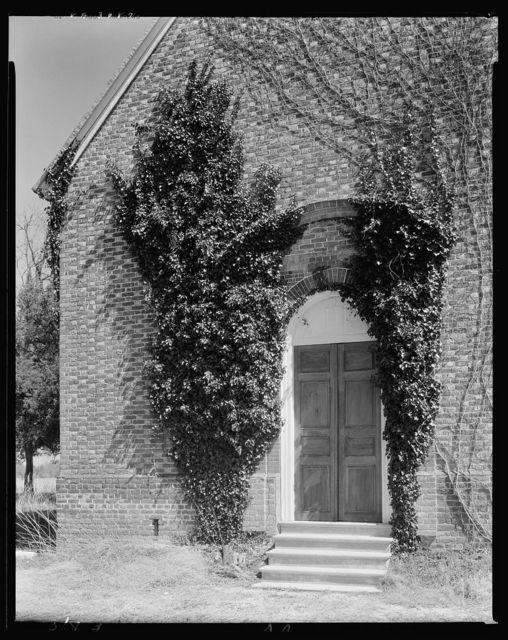 Vauter's Church, Loretto vic., Essex County, Virginia