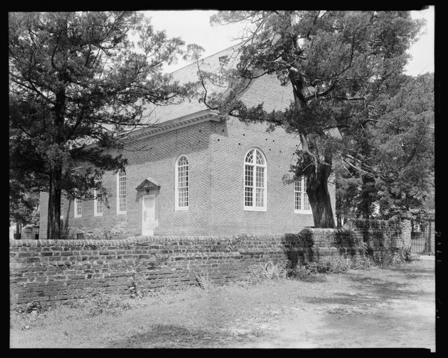 Ware Church, Gloucester vic., Gloucester County, Virginia