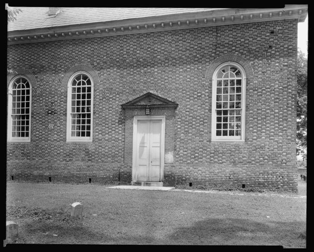 Ware Church, Gloucester vic., Gloucester County, Virginia