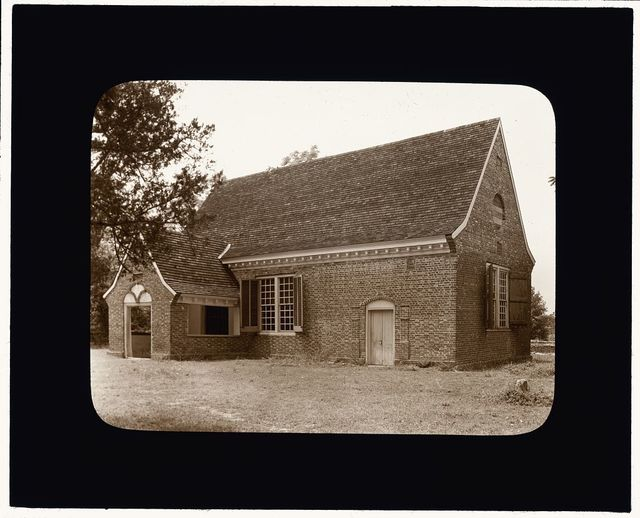 [Yeocomico Church, Cople Parish, Hague vicinity, Westmoreland County, Virginia]