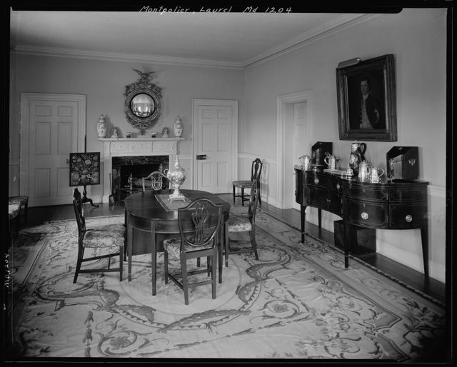 Montpelier, Laurel vic., Prince George's County, Maryland