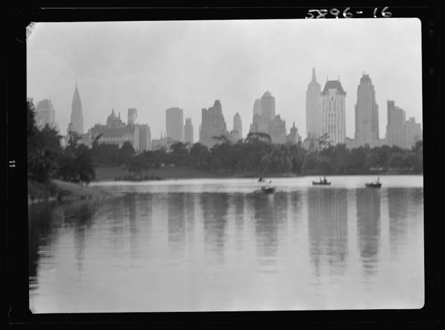 New York City views, Central Park