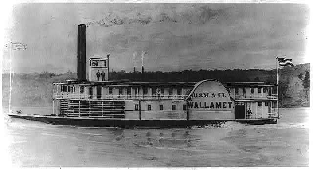 Steamer Wallamet