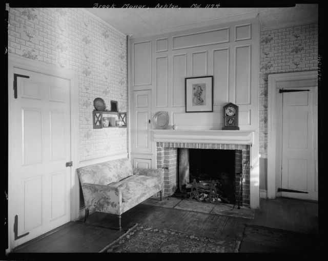 Brooke Manor, Ashton vic., Montgomery County, Maryland