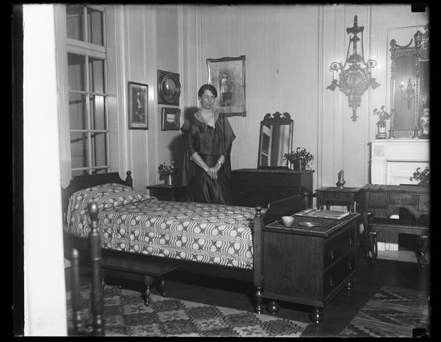 [Eleanor Roosevelt]