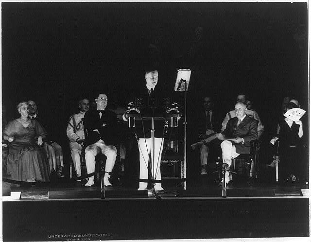 Herbert Hoover - Speaking