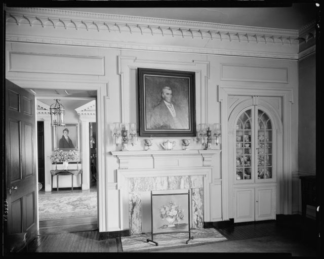 Home of Mrs. Hugh McGuire, Alexandria, Virginia