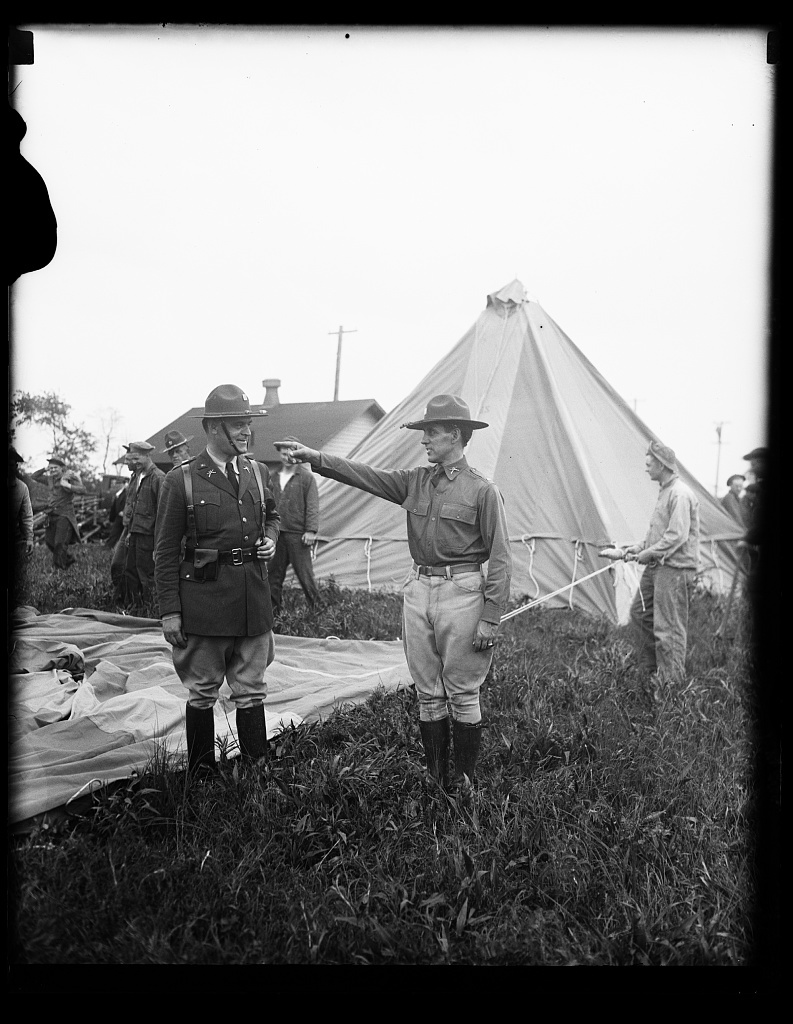 [Military camp]