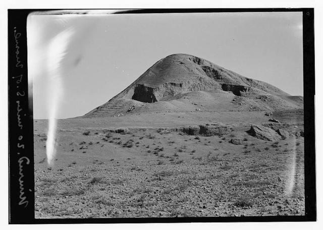 Nimrud, 20 miles S. of Mosul