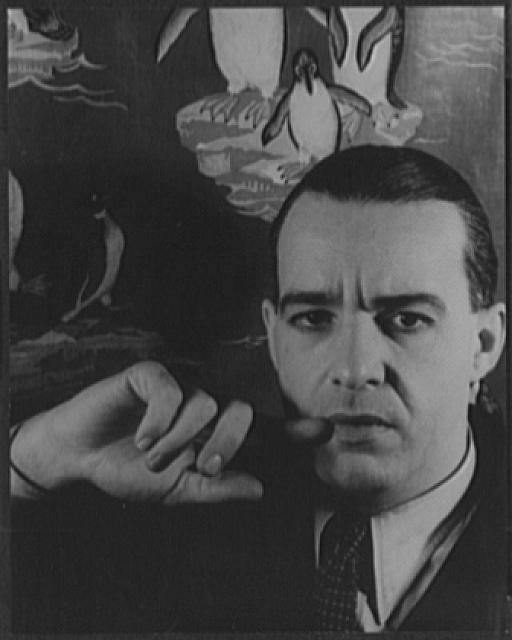 [Portrait of Alfred Lunt]