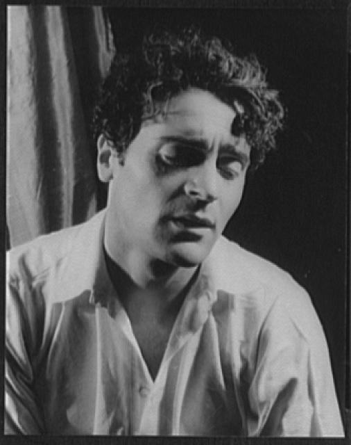 [Portrait of Francis Lederer]