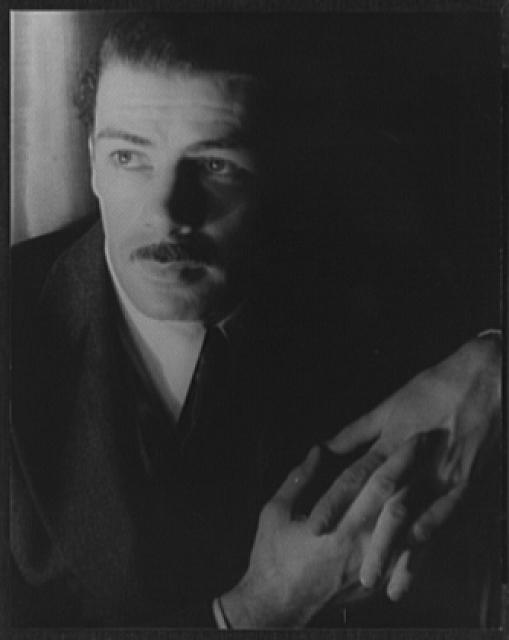 [Portrait of Paul Muni]