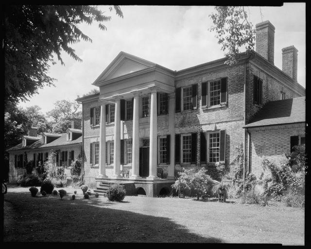 Sabine Hall, Warsaw vic., Richmond County, Virginia