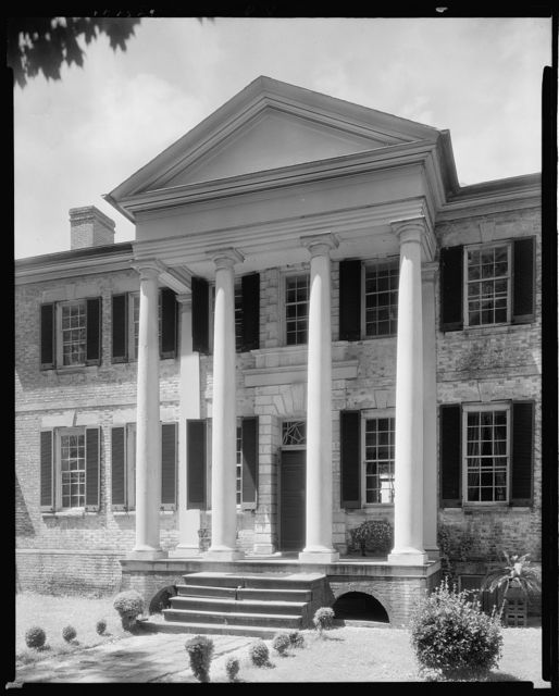 Sabine Hall, Warsaw vic., Richmond County, Virginia