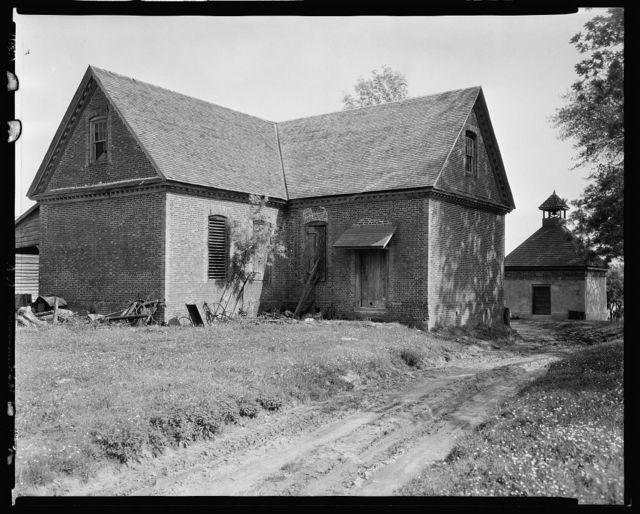 Shirley dependencies, Charles City County, Virginia