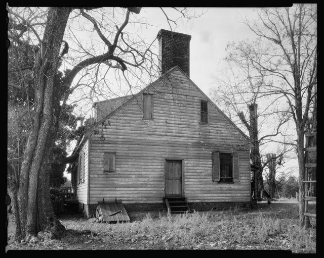 Bellmont, Dillwyn vic., Buckingham County, Virginia