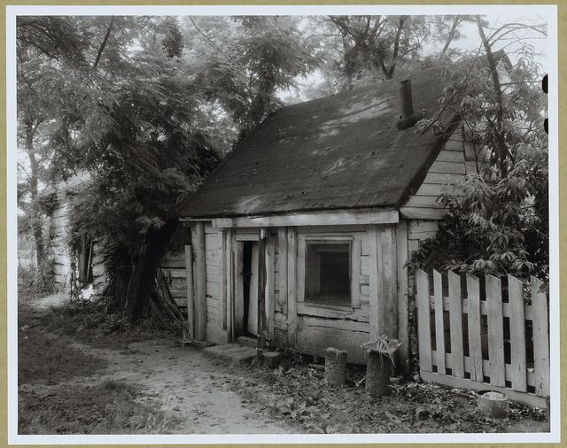 Miss Sampson's House, Campbell's Station, Albemarle County, Virginia