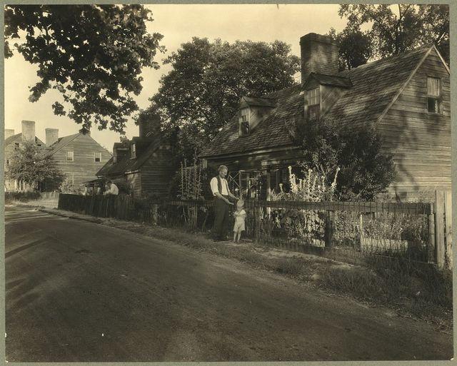 On Ettricks Island, Petersburg, Dinwiddie County, Virginia