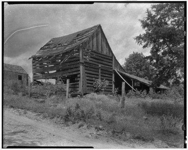 Peter Jefferson Farm, Albemarle County, Virginia