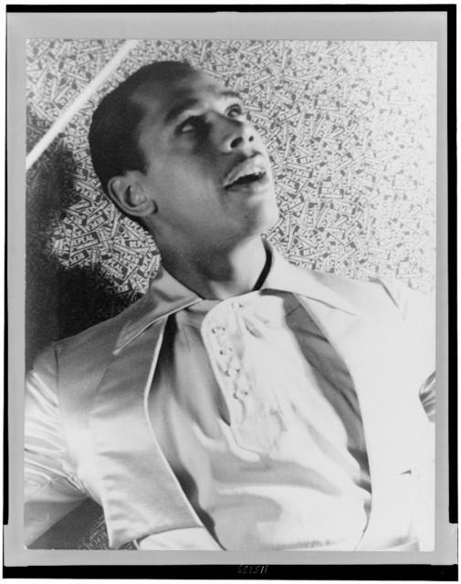 [Portrait of Cab Calloway]