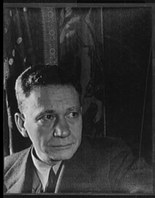 [Portrait of Efrem Zimbalist]