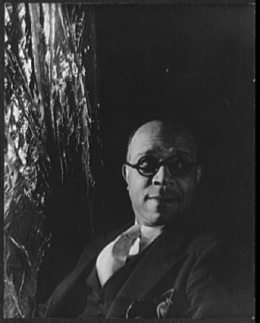[Portrait of J. Rosamond Johnson]