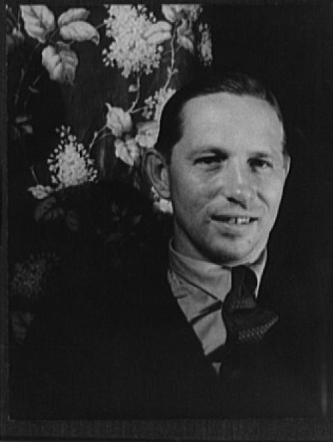 [Portrait of Louis Bromfield]