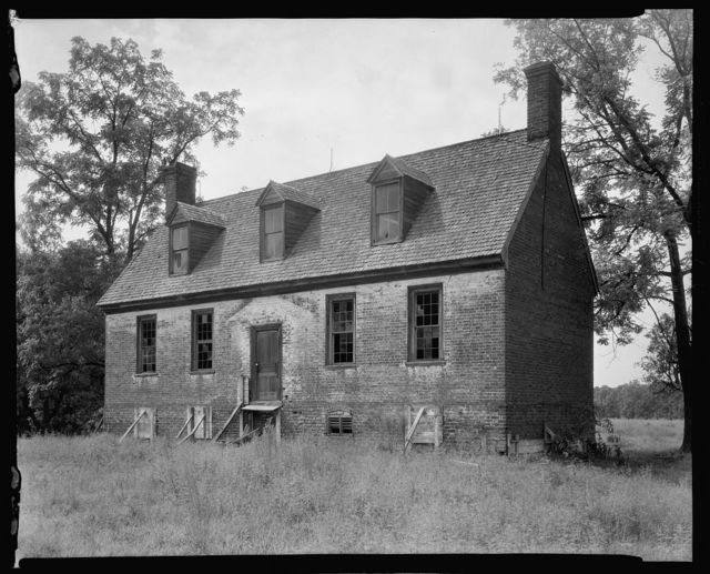 Rolfe House, Surry vic., Surry County, Virginia