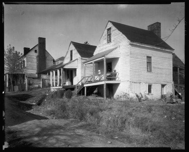 Unidentified houses, Buckingham, Buckingham County, Virginia