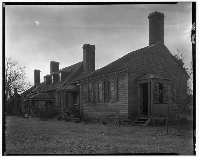 Wales, Petersburg vic., Dinwiddie County, Virginia