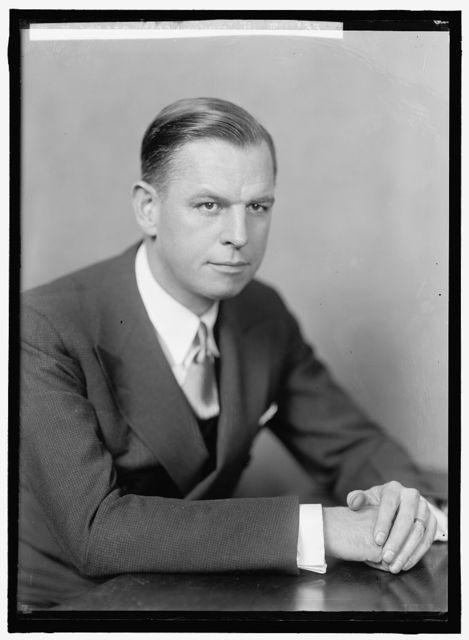 WILLINGHAM, H.E. PORTRAIT
