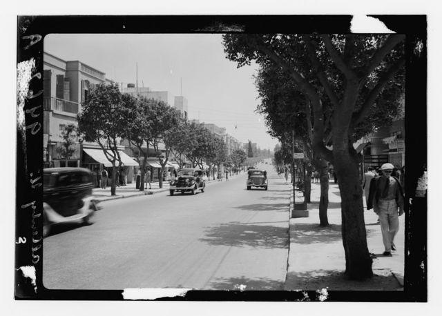 Allenby Street [Tel Aviv]