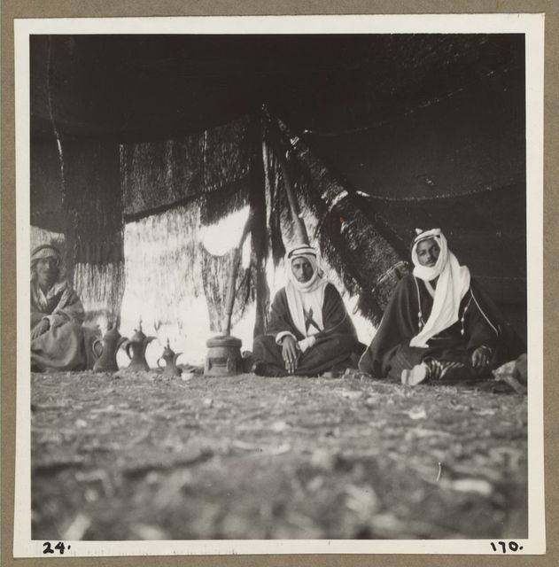 Bedouins in Jordan and other locations