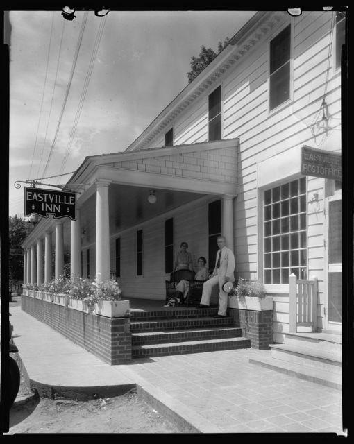 Eastville Inn, Eastville, Northampton County, Virginia