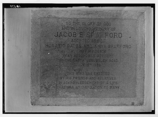 Jacob Spafford tablet in baby home