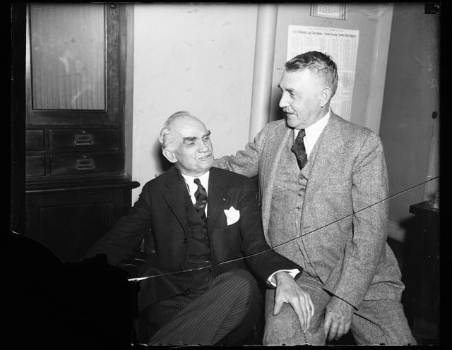 [Joseph Byrns, left]