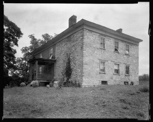 McDonald Stone House, Fincastle vic., Botetourt County, Virginia