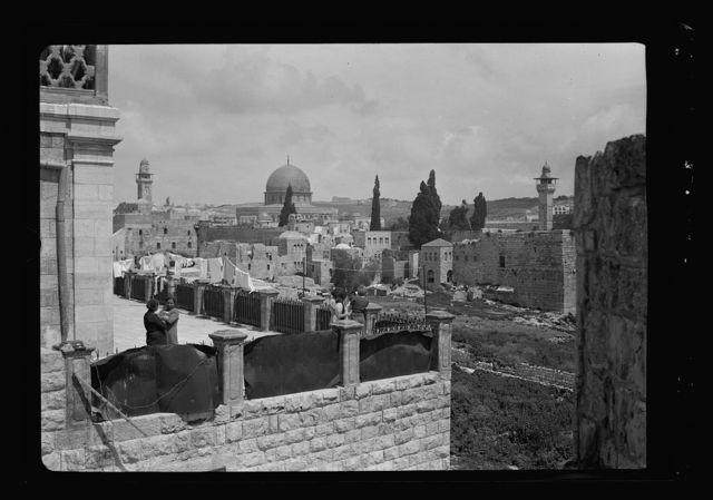 Old City J'lem [i.e., Jerusalem]