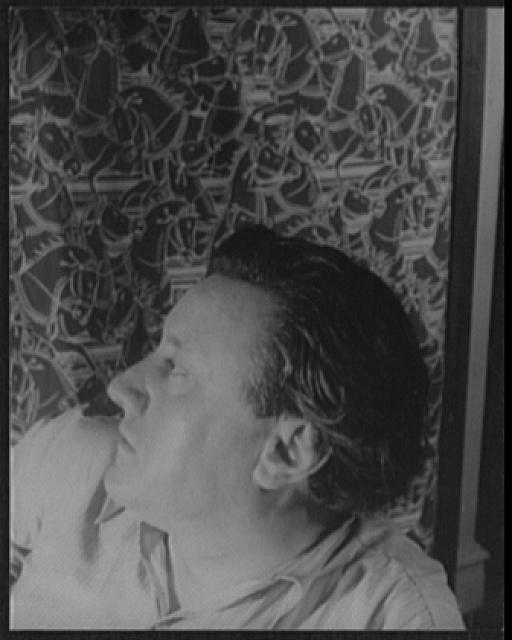 [Portrait of Gaston Lachaise]