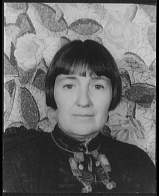[Portrait of Mabel Dodge Luhan]