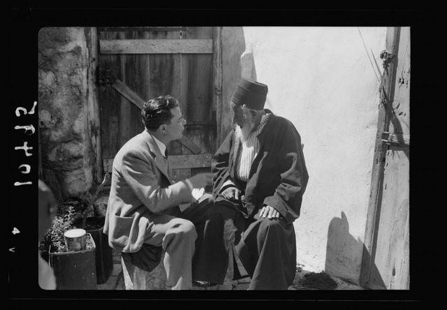 Rabbi Shlomo, speaking to Jacob Simon