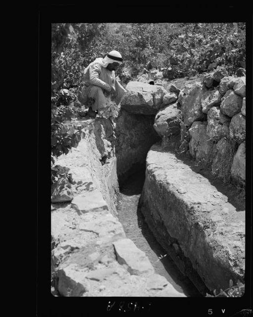 Solomon's Pools & aqueducts