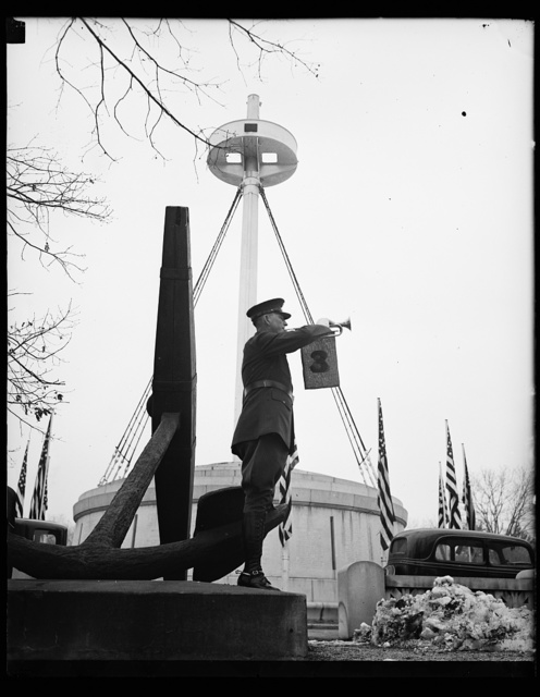 [USS Maine memorial, Arlington National Cemetery, Arlington, Virginia]