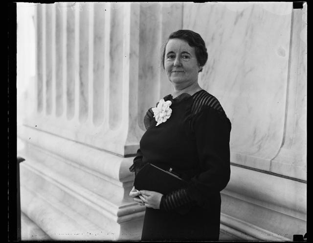 Agnes Quinn, Dept. of Justice