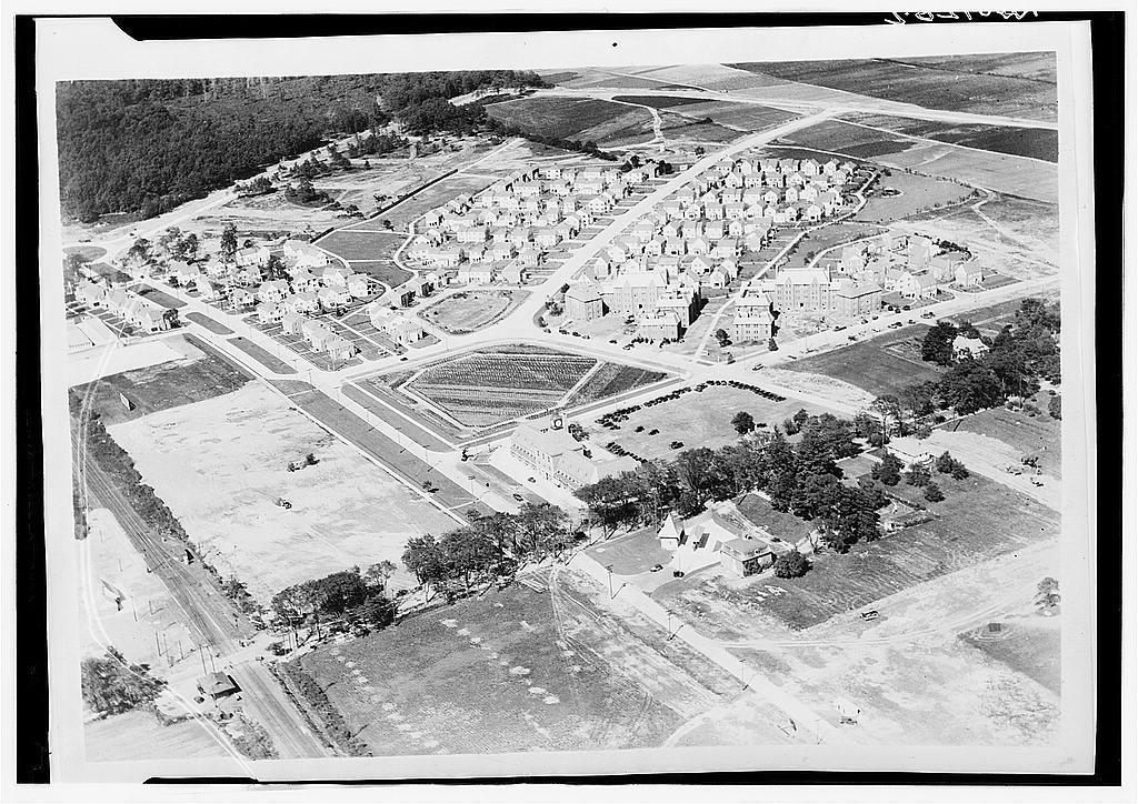 Airview. Radburn, New Jersey